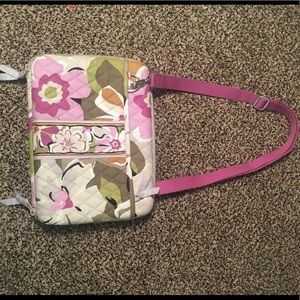 Hard case Vera Bradley electronics case